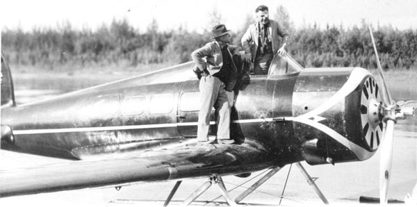 Image result for wiley post will rogers